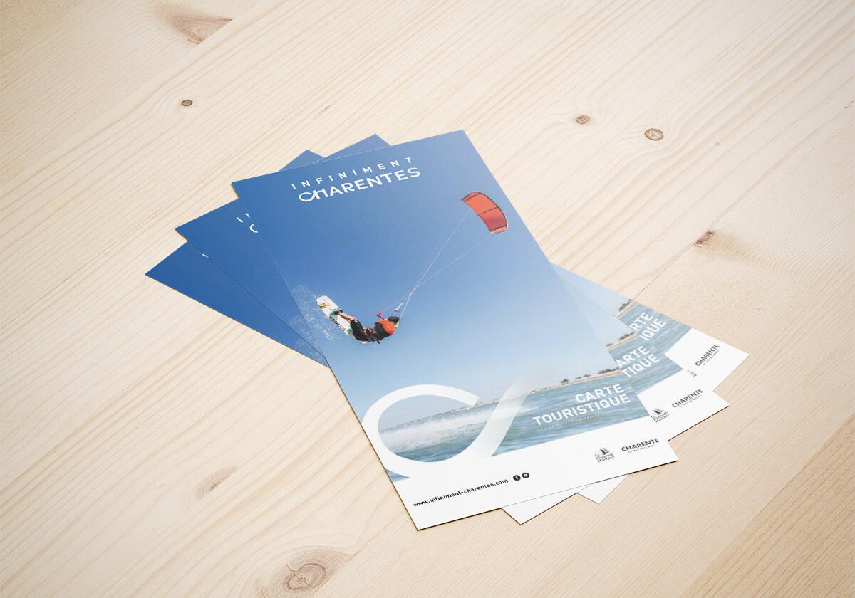 Carte Touristique 2020 - Charentes Tourisme