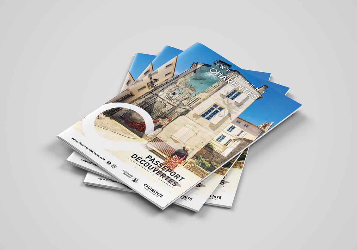Passeport Découvertes 2020 - Charentes Tourisme
