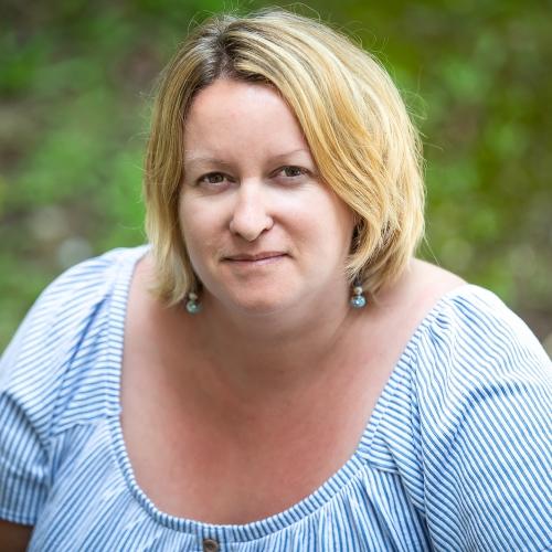 MARIE-ÉLODIE BUGEON</p> <p>Directrice des Ressources Humaines, Administratives et Financières