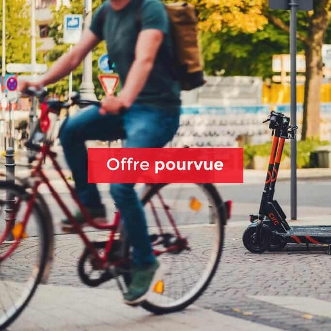 Chargé/e de mission tourisme et mobilités durables