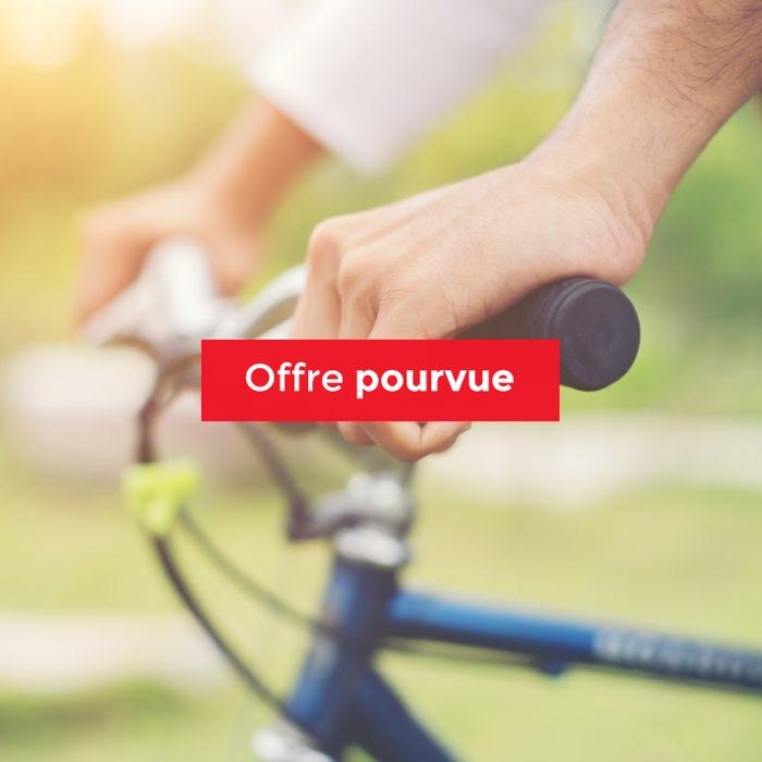 Chargé/e webmarketing itinéraires vélo